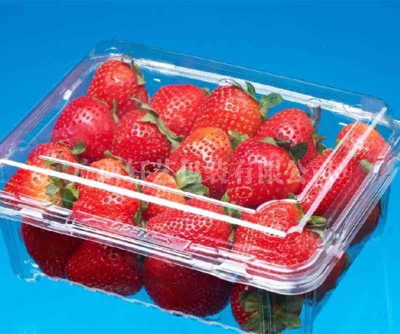 农业水果托盘吸塑包装