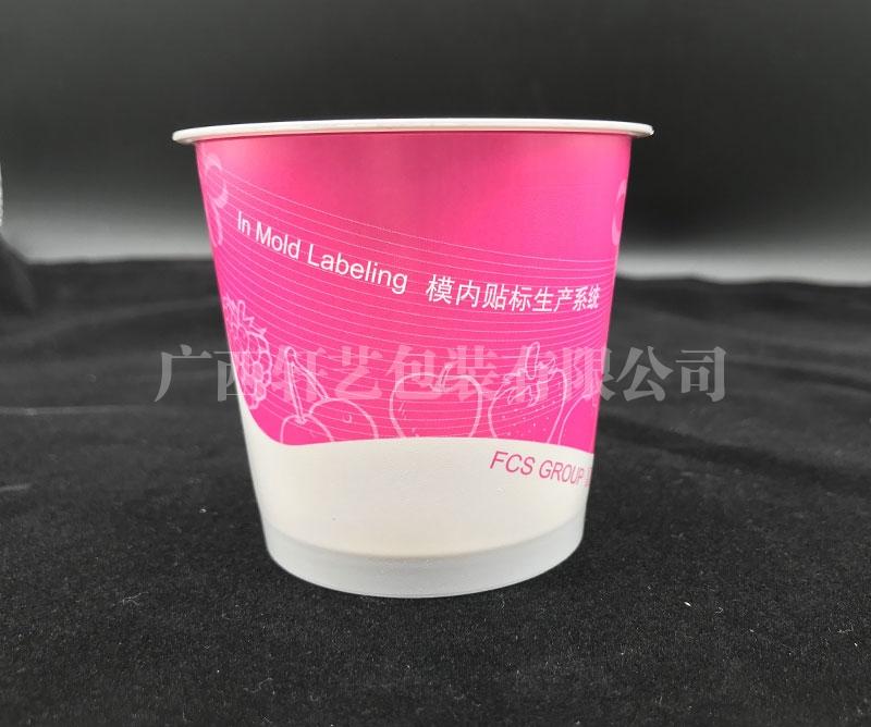 酸奶杯包装