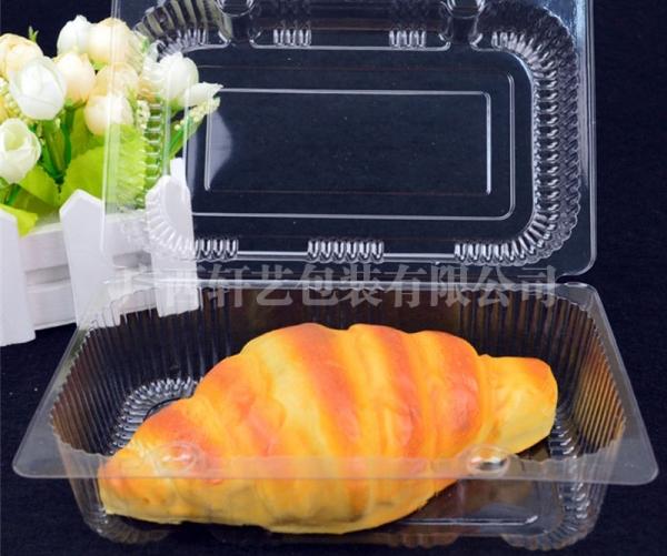 面包烘培吸塑盒托盘