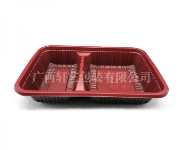 pp微波高温快餐盒